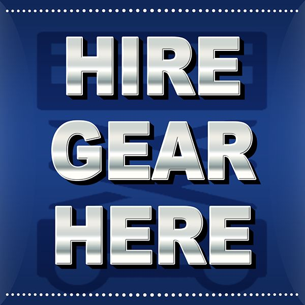Hire Gear Here